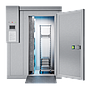 Cold room shock freezers ВСF 20.1.T1inox